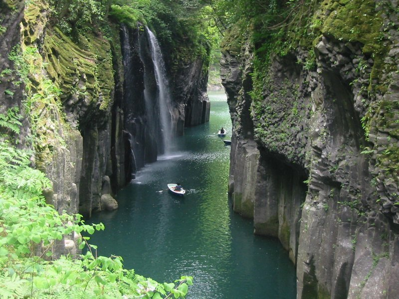 Takachiho Japan  city photos gallery : Takachiho Gorge : Gorges of Japan | All Japan Tours