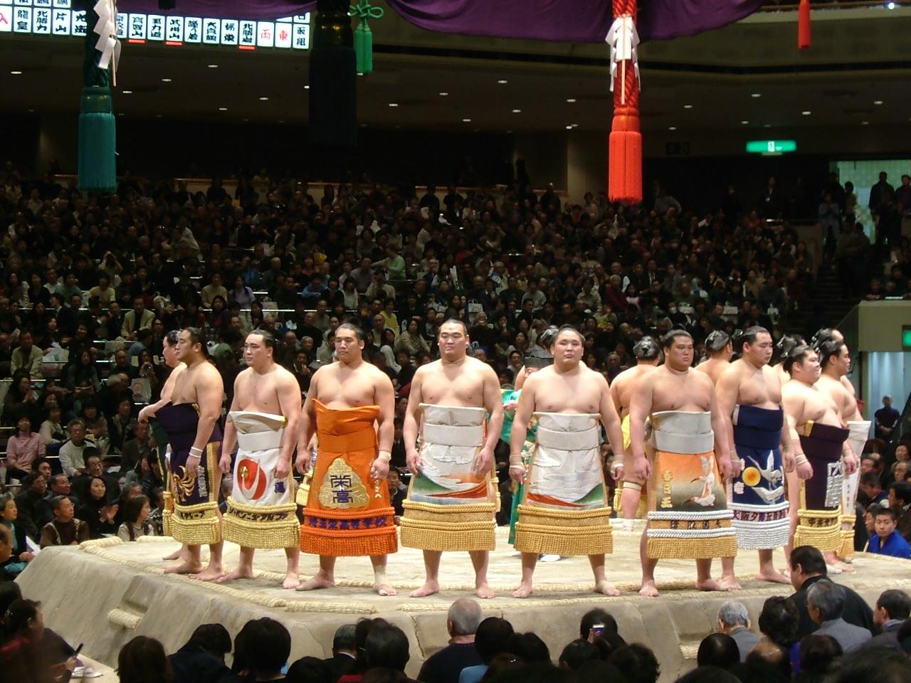 The Grand Sumo Tournament