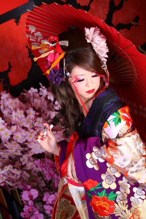 Oiran Costome