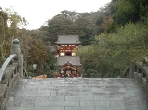 -Tsurugaoka_Hachimangu_Shrine-Kamakura