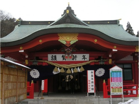 Gokoku_Shrine-Sendai